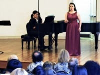 The Inaugural Canto: New Voices Concert