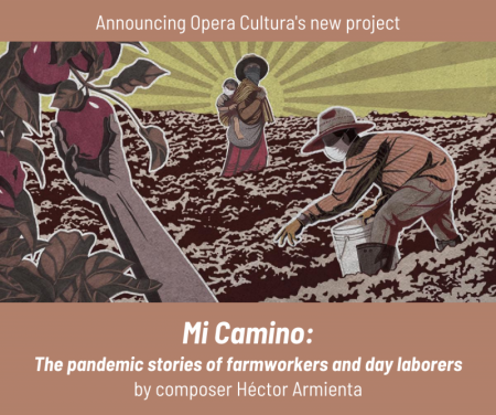 Mi Camino: The Pandemic Stories of Farmworkers and Day Laborers