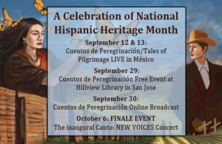 Events during National Hispanic Heritage Month